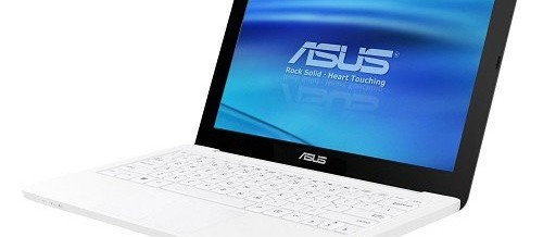 ASUS Notebook E202SA-FD001D – White